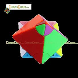 Cubos Rubik FS Lim Pyraminx 2x2 Octahedron Colored