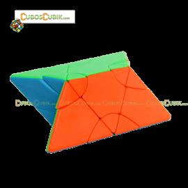 Cubos Rubik FS Lim Pyraminx 2x2 Transform Colored