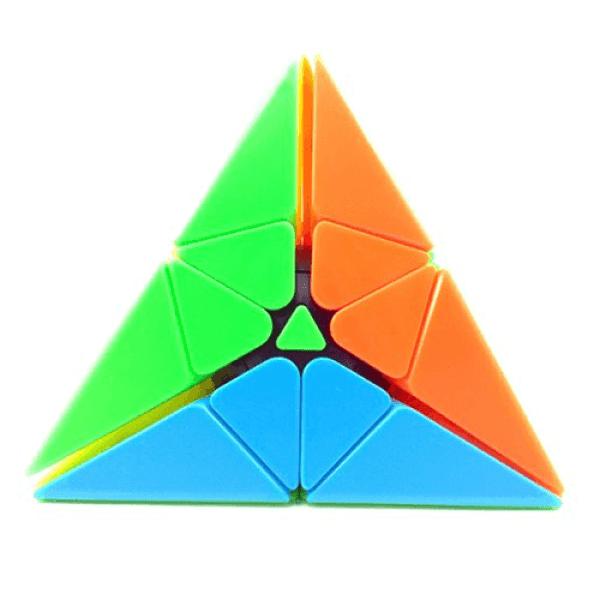 Cubos Rubik  FS LIM Discrete Pyraminx Stickerless
