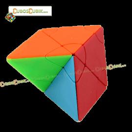 Cubos Rubik FS Lim Pyraminx 2x2 Rhombohedron Colored