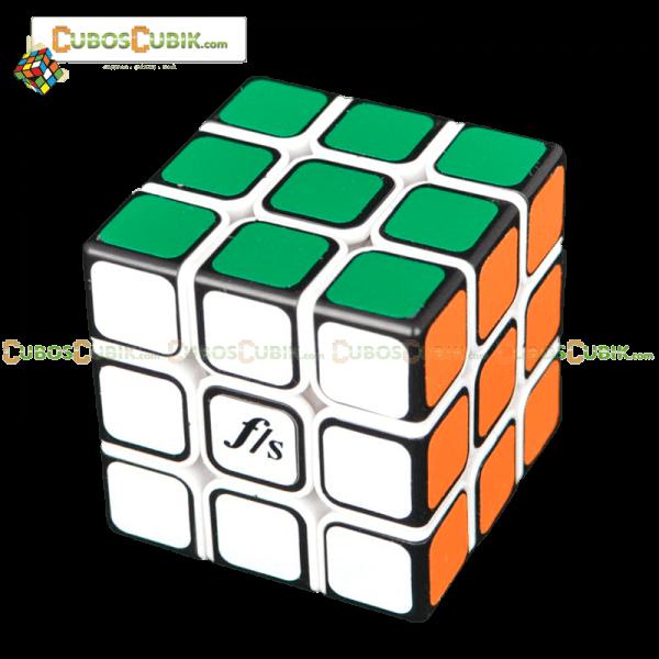 Cubos Rubik Fangshi Illusion 3x3 Blanco Negro