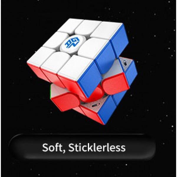 Cubos Rubik GAN 11M PRO 3x3 Soft Colored