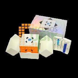 Cubos Rubik GAN 11M PRO Colored Negro