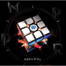 Cubos Rubik GAN 11M PRO Negro Stickers