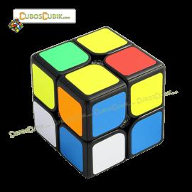 Cubos Rubik 2x2 GAN 249 V2 Magnetic Negro