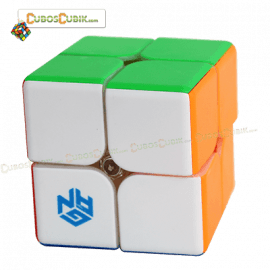 Cubos Rubik 2x2 GAN 249 V2 Magnetic Colored