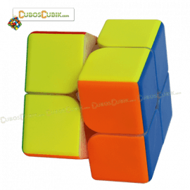 Cubos Rubik 2x2 GAN 249 V2 Colored