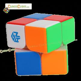 Cubos Rubik 2x2 GAN 249 V2 Magnetic Colored