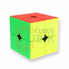 Cubos Rubik 2x2 GAN 251 Magnetic Colored
