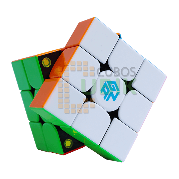 Cubo Rubik 3x3 GAN 354 M Colored