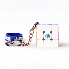 Cubos Rubik GAN 330 Llavero 3x3 Colored