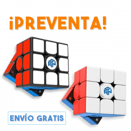 PREVENTA Cubos Rubik GAN 356i