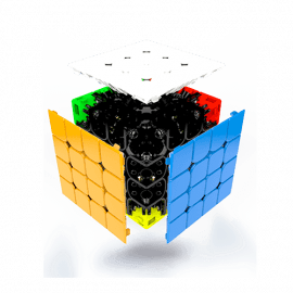 Cubo Rubik 4X4 GAN460 M Colored