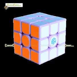 Cubo Rubik GAN 3x3 356 Air Base Morado, Edición Especial