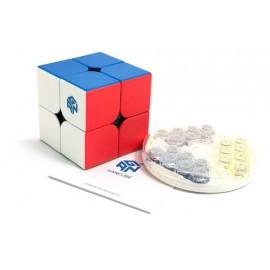 Cubo Rubik GAN 251 M Pro 2x2 Colored