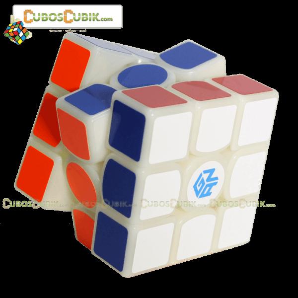 Cubo Rubik GAN 3x3 356 Air Advanced Base Milk