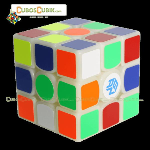Cubo Rubik 3x3 GAN356 Air SM Base Milk