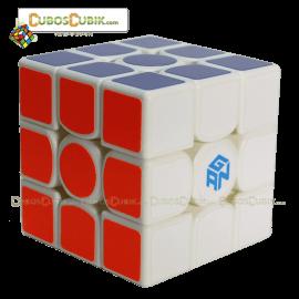 Cubo Rubik GAN 3x3 356 Air Master Base Blanca