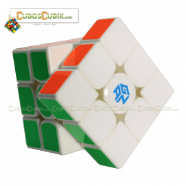 Cubo Rubik GAN 3x3 356 Air Advanced Base Blanca