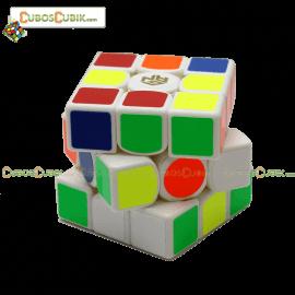 Cubos Rubik Gans Puzzle 356 Master Blanco