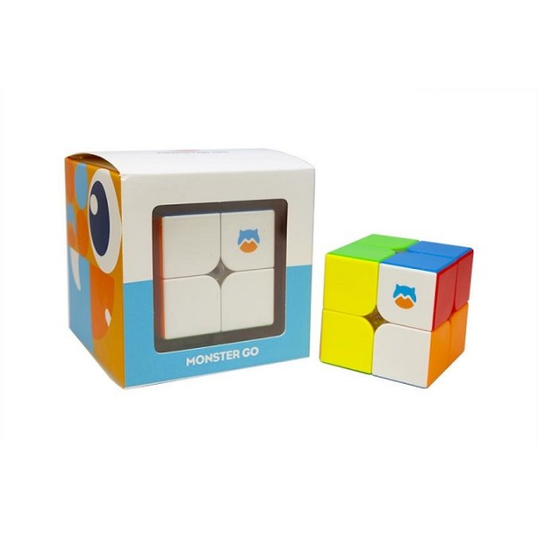 Cubos Rubik GAN Monster Go MG 2x2 Colored