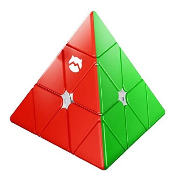 Cubos Rubik GAN Monster Go Pyraminx 3x3