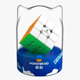 Cubo Rubik GAN Monster Go AI 3x3 Magnético