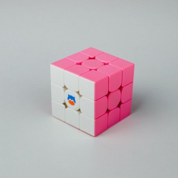 Cubos Rubik GAN Monster Go Cloud Rosa