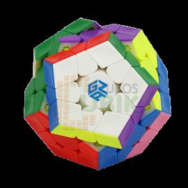 Cubo Rubik GAN Megaminx M Colored