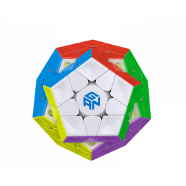 Cubo Rubik GAN Megaminx M Colored