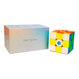 Cubo Rubik Gan 11 M Duo 3x3 Rosted Colored Milk
