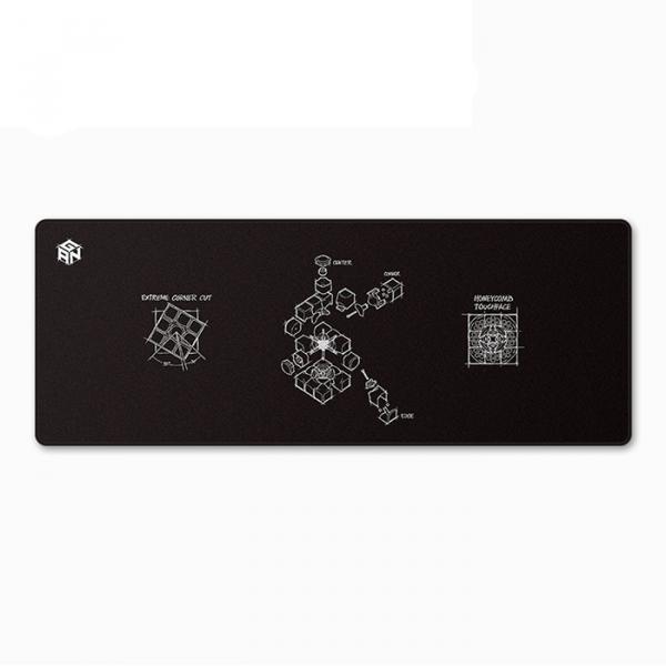 Tapete para Cubos Rubik GAN Grande