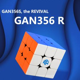 Cubos Rubik GAN 356 R Colored