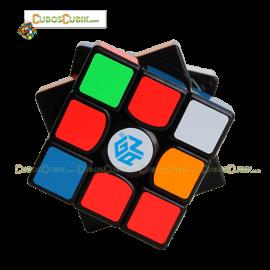 Cubo Rubik 3x3 GAN356 Air S Base Negra