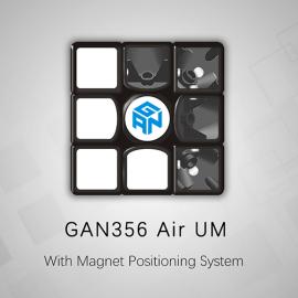 Cubo Rubik 3x3 GAN 356 Air UM Base Negra