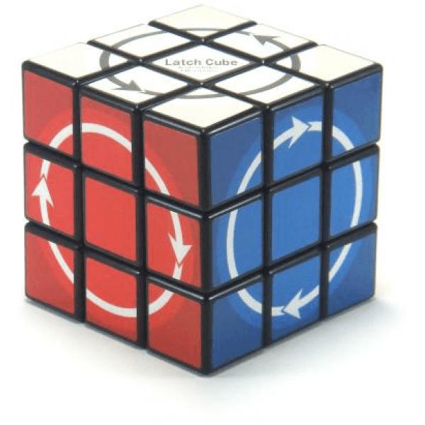 Cubo Rubik Latch Cube 3x3 Base Negra Calvins