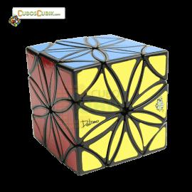 Cubos Rubik LanLan Flower Copter Negro
