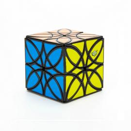 Cubos Rubik LanLan ButterFlower Cube Negro