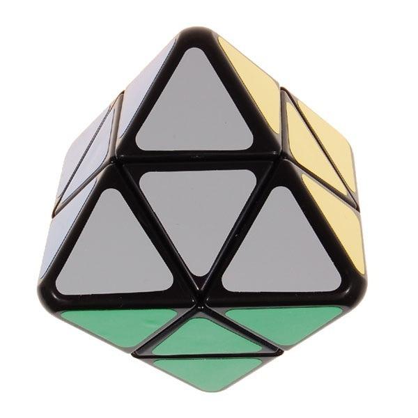 Cubos Rubik Lanlan Skewb Diamond Base Negra