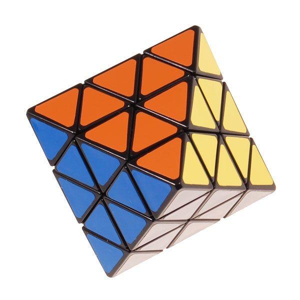 Cubos Rubik LanLan Octahedron Base Negra
