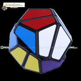Cubos Rubik LanLan Dodecaedro 2x2 Base Negra