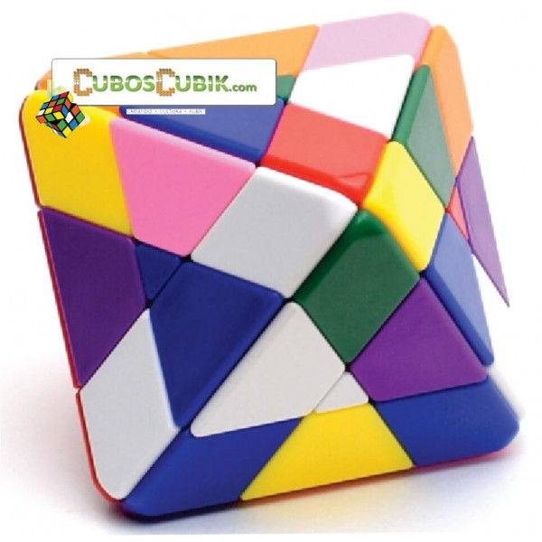 Cubos Rubik LanLan Octahedron Colored
