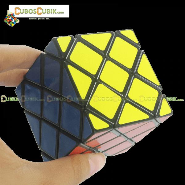 Cubos Rubik Lanlan Master Skewb Base Negra