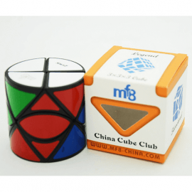 Cubos Rubik MF8 Small Dino Barrel Base Negra