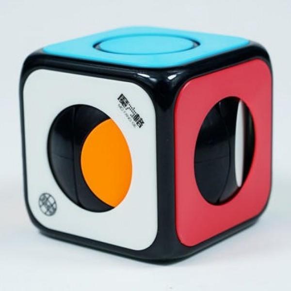 Cubo Rubik QiYi O2 1x1 Cube Spinner