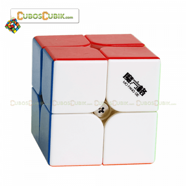 Cubos Rubik MoFangGe 2x2 Wuxia M Colored