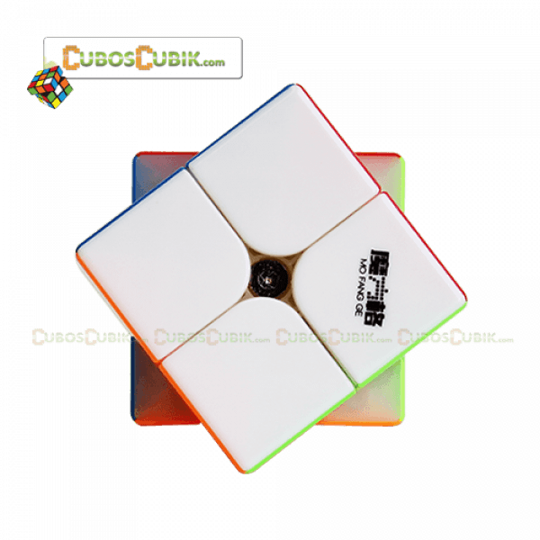 Cubos Rubik MoFangGe 2x2 Wuxia Colored
