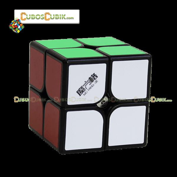 Cubos Rubik MoFangGe 2x2 Wuxia Negro