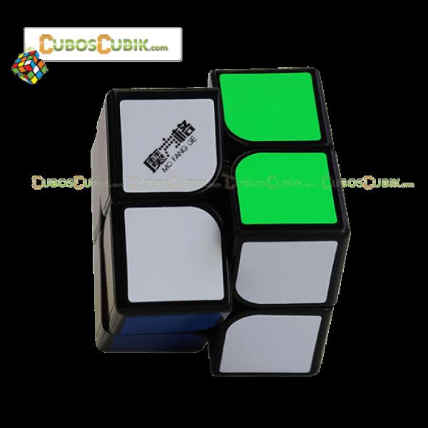 Cubos Rubik MoFangGe 2x2 Wuxia M Negro
