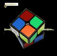 Cubos Rubik MoFangGe 2x2 QiDi Base Negra